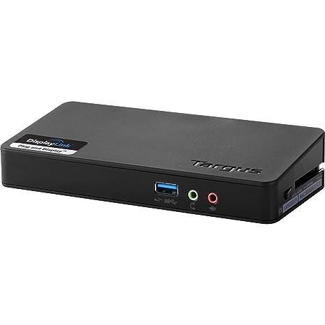 Amazon.com: Targus Universal USB 3.0 Docking Station de ...