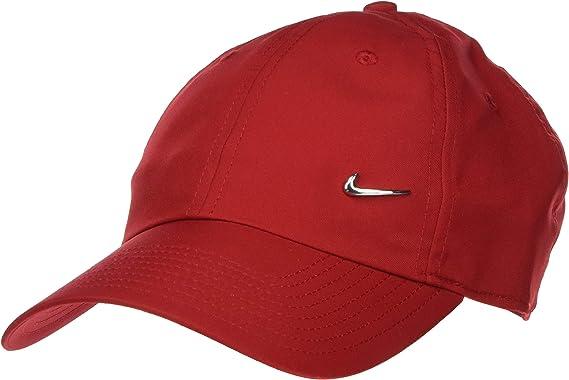 Nike U Nk H86 Cap Metal Swoosh Gorra, Unisex Adulto: Amazon.es ...