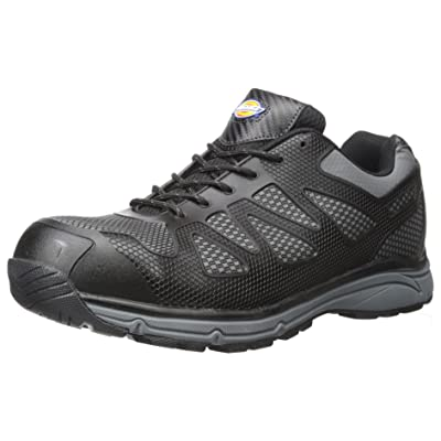 Dickies Men's Fury Low Safety Athletic | Industrial & Construction Boots