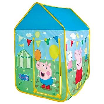 Peppa Pig - Tienda de campaña (Worlds Apart 158PIP): Amazon ...
