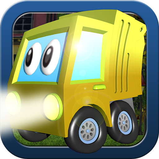 Mini Drivers - Learn to count and recognize numbers for toddlers and preschool