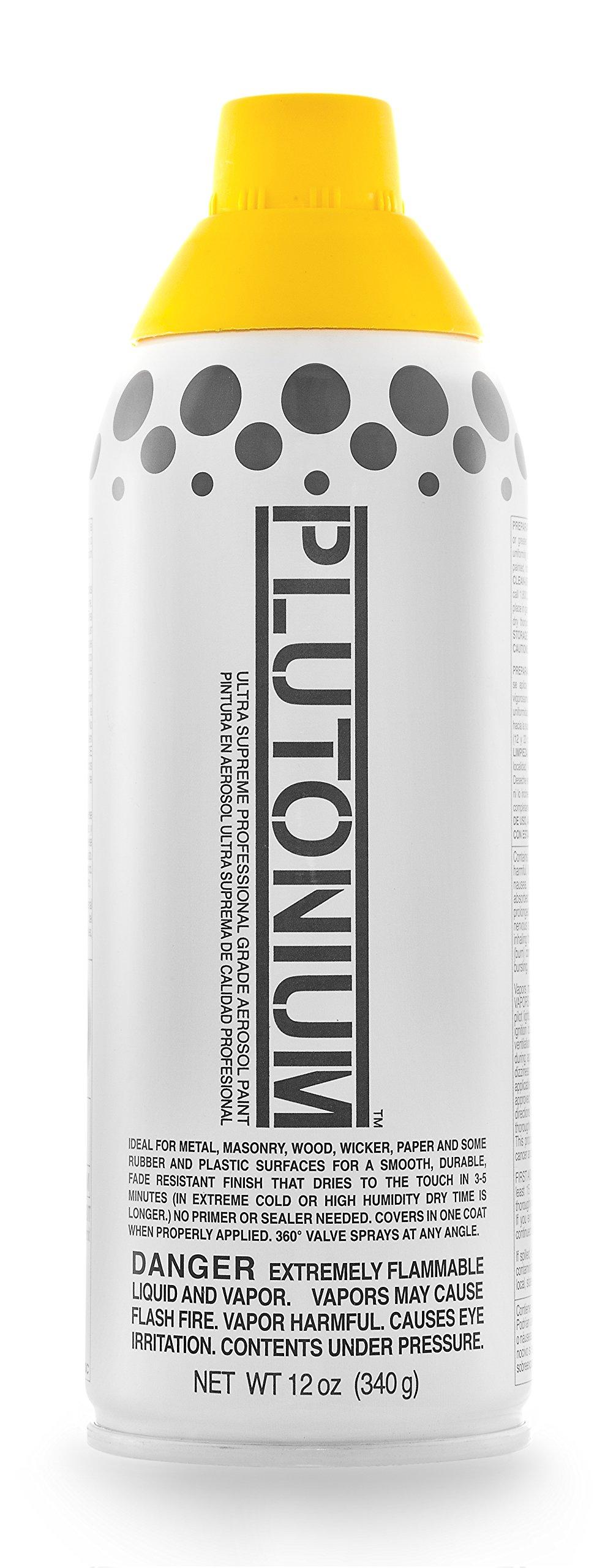 Plutonium Paint PLUTON-20030 Ultra Supreme Professional Aerosol Paint, 12-Ounce, Day-Z