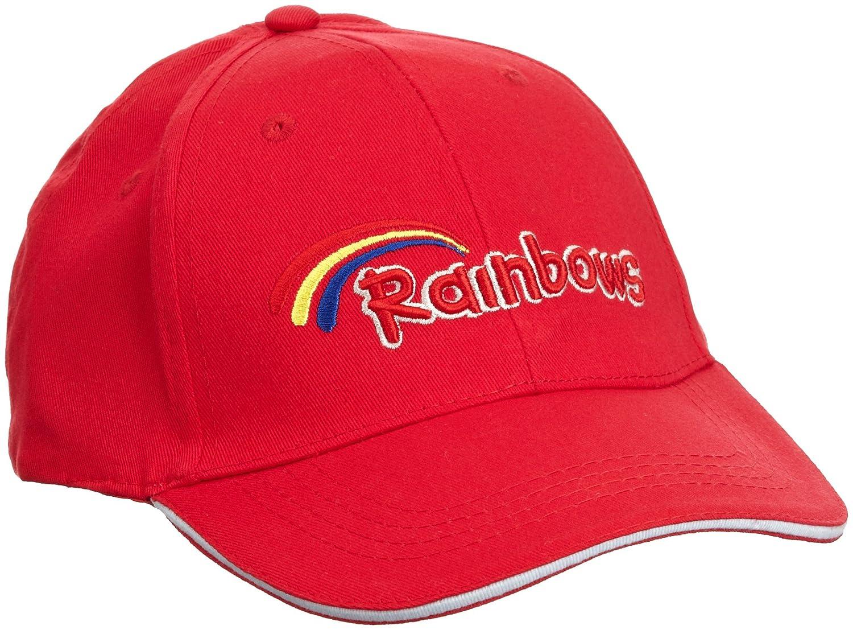 Rainbow Girls Hat