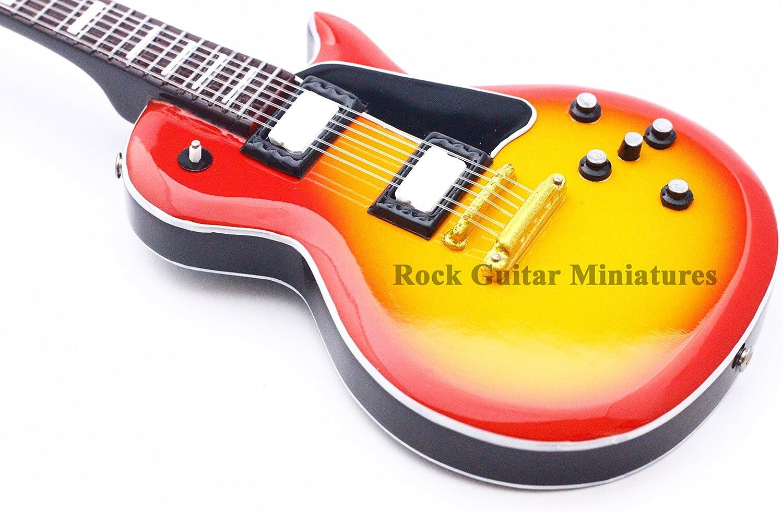 RGM696 Frank Zappa Guitarra en miñatura