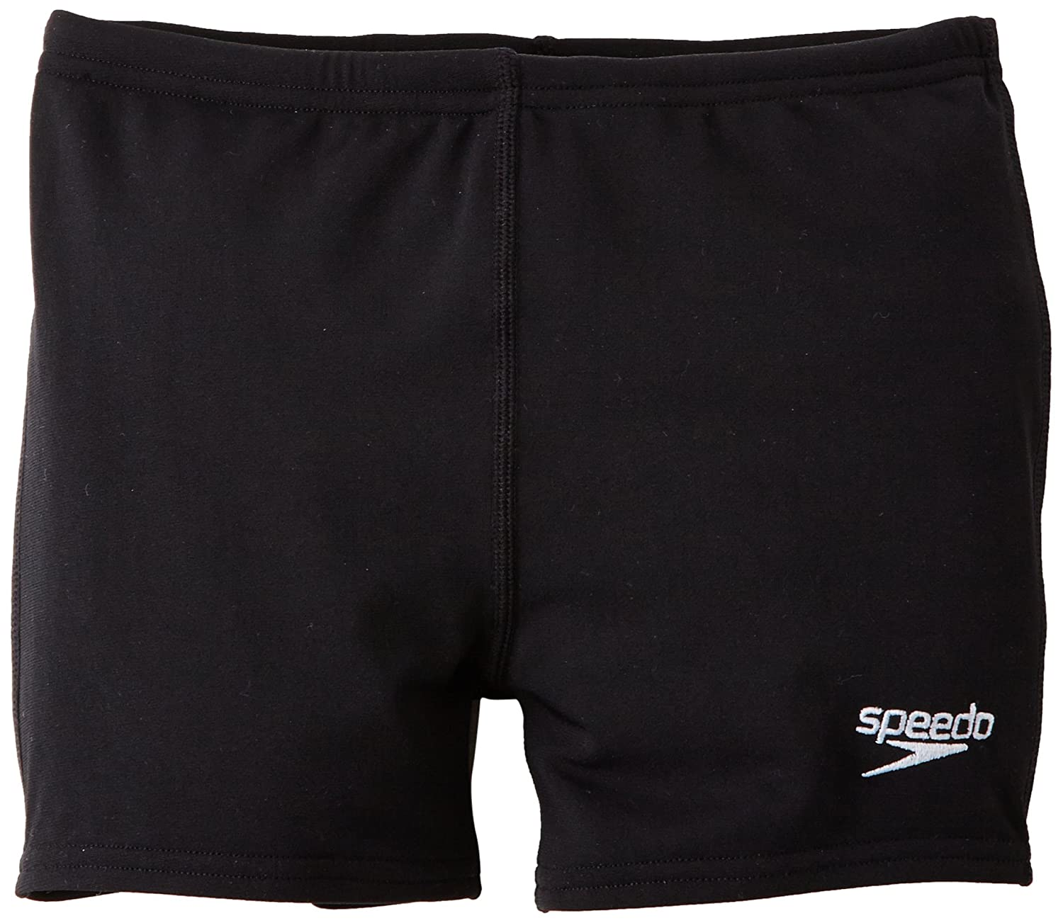 Speedo Boy's Endurance + Short 28 Black 8-007300001