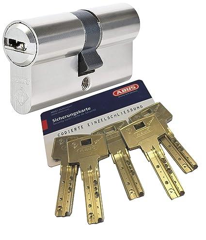 ABUS Bravus, 2000 De seguridad - con cilindro doble con llave{5},