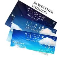 (Free) Beautiful S4 Weather Widgets
