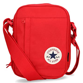 Converse Cross Body Mini Bags Red - One Size  Amazon.co.uk  Luggage d07b0058c99d3