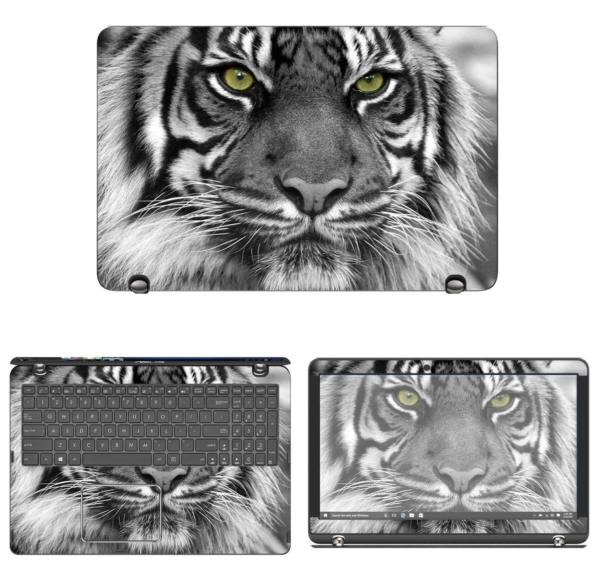 Decalrus - Protective Decal Skin Sticker for Asus Q534UX/Q524UQ (15.6'' Screen) case cover wrap ASq534ux_15-87