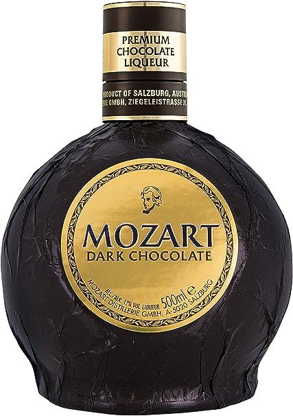 Mozart Dark Chocolate Liqueur 50 Cl