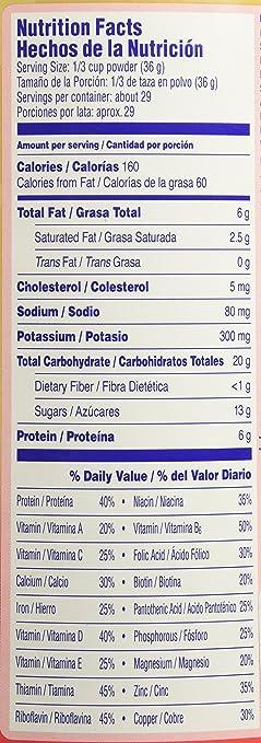 Amazon.com: Enfagrow Toddler Next Step Natural Milk 36.6oz: Health & Personal Care
