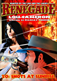 Shots at Sunrise (A Captain Gringo Western Book 20)