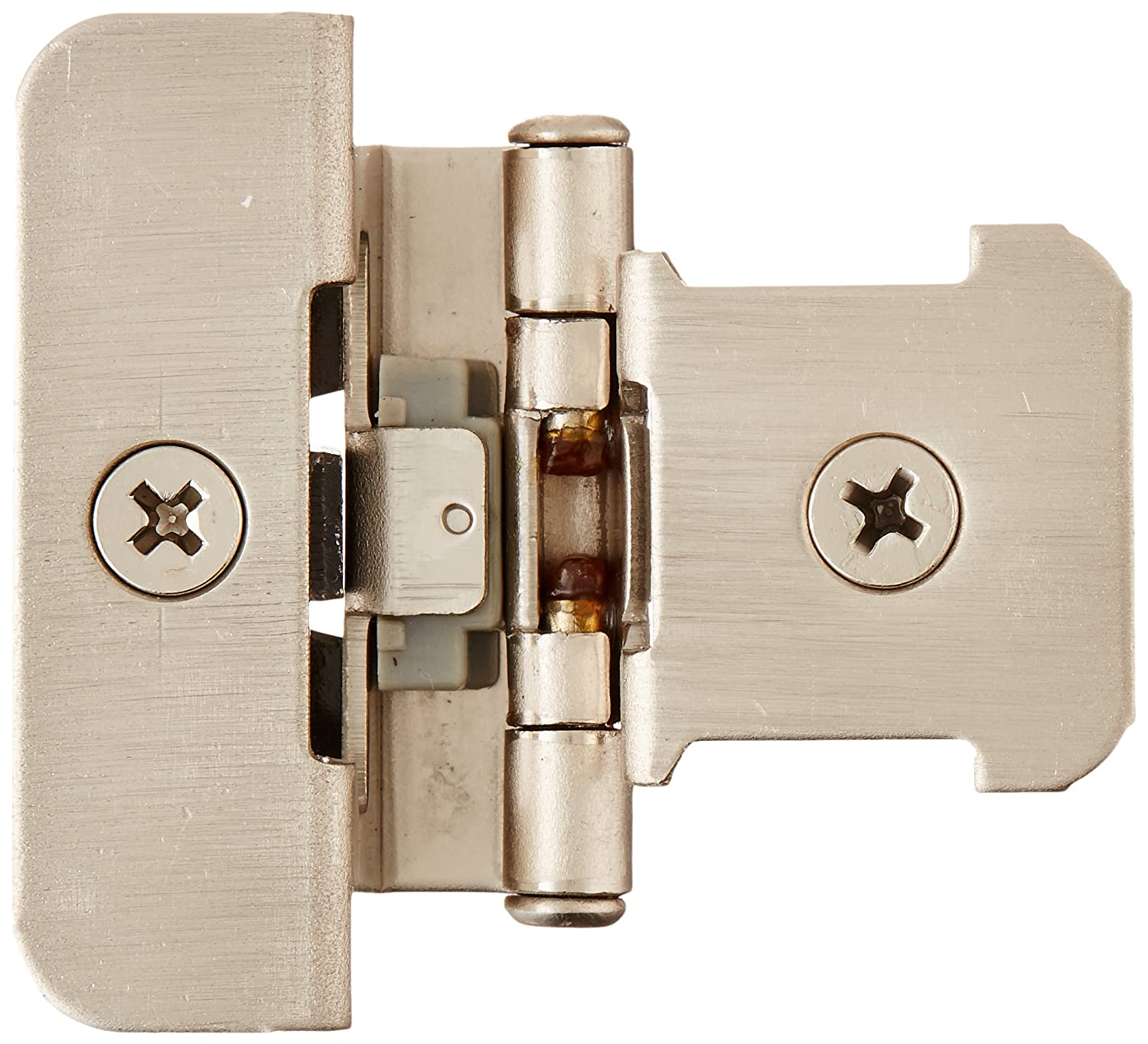 Double Demountable Cabinet Hinges Amerock Bpr8701g10 Double Demountable Hinge With 1 4in6mm