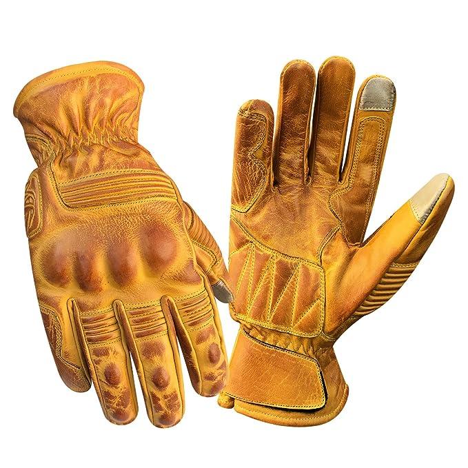 Uomo Guanti Prime Leather