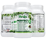 Perfect 10 Supergreens is Premium Organic Green