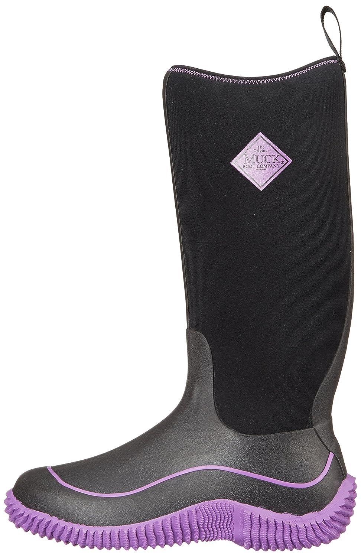 Muck Stiefel Stiefel Stiefel Damen Hale Stiefel schwarz Rosa 496912