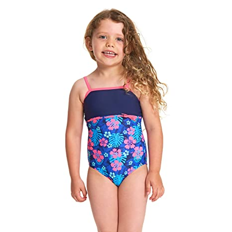 Swimwear 2019 New Style Zoggs Swimsuit 1-2 Years A Wide Selection Of Colours And Designs