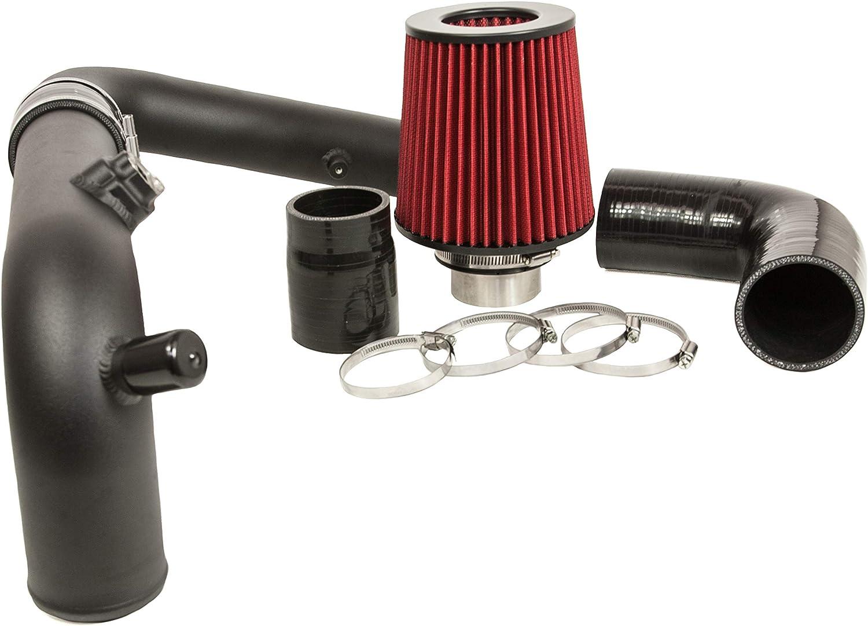 Ramair Filters CFK-101-BK Kit de inducci/ón de filtro de aire completo de flujo alto 2.0 TFSI EA113