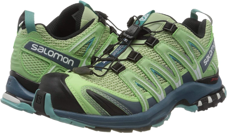SALOMON Womens Xa Pro 3D W Trail Running Shoes