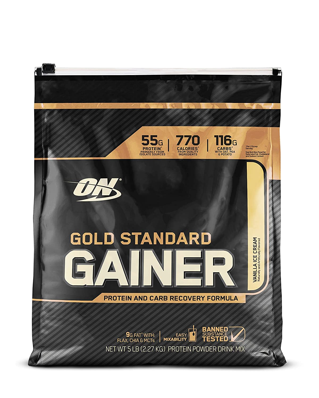 ゴールドスタンダード  ゲイナー 2.27kg バニラアイスクリーム  [海外直送品] B071RQVBBY