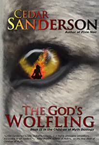 The God's Wolfling (Children of Myth Book 2)