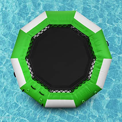 Popsport Inflatable Water Trampoline -The Best Bouncing Experience