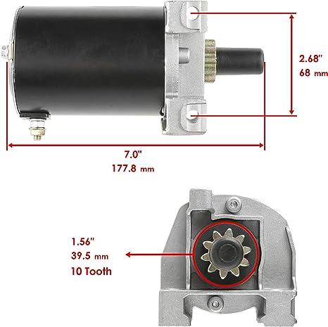 0D9004B 5788N E0601 0E06010SRV 0E0601 New Starter For Generac 0D9004A D9004B D9004A 5788 0E0601SRV 0E0601ASRV