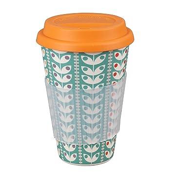Exotica Von Happy Earth Wiederverwendbare Oko Kaffeetasse 450ml