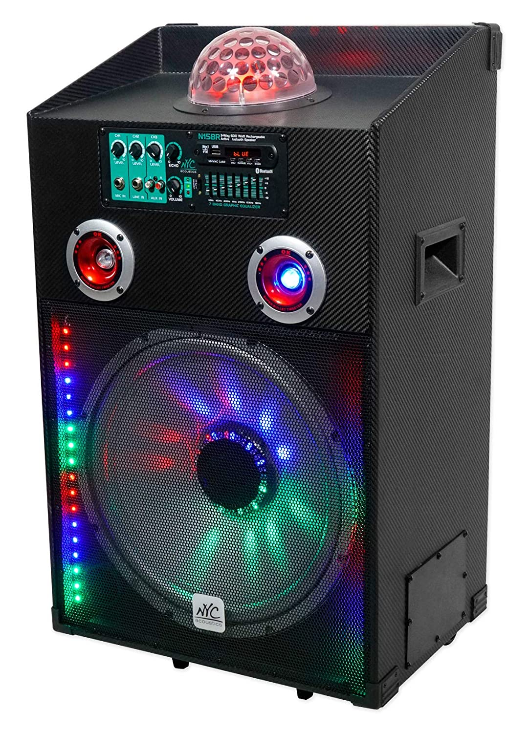 Home System Packages Musical Instruments NYC Acoustics N15BR ...