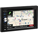 BOSS Audio BV9384NV Double Din, Touchscreen, Bluetooth, Navigation/GPS, DVD/CD/MP3/USB/SD AM/FM Car Stereo, 6.2 Inch Digital LCD Monitor, Wireless Remote