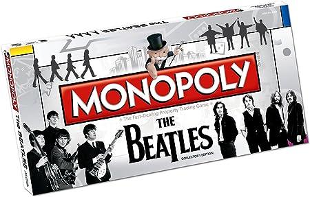 The Beatles Monopoly: Beatles Monopoly: Amazon.es: Juguetes y juegos