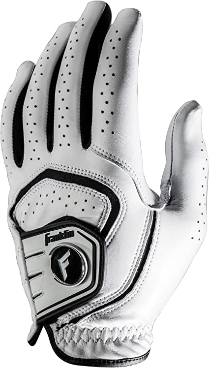 Franklin Sports Golf Glove – Cabretta Leather – Men's best golf glove