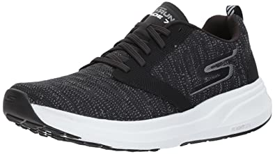 4a5458bb Skechers Performance Men's Go Ride 7 Running Shoe,black/white,7 ...