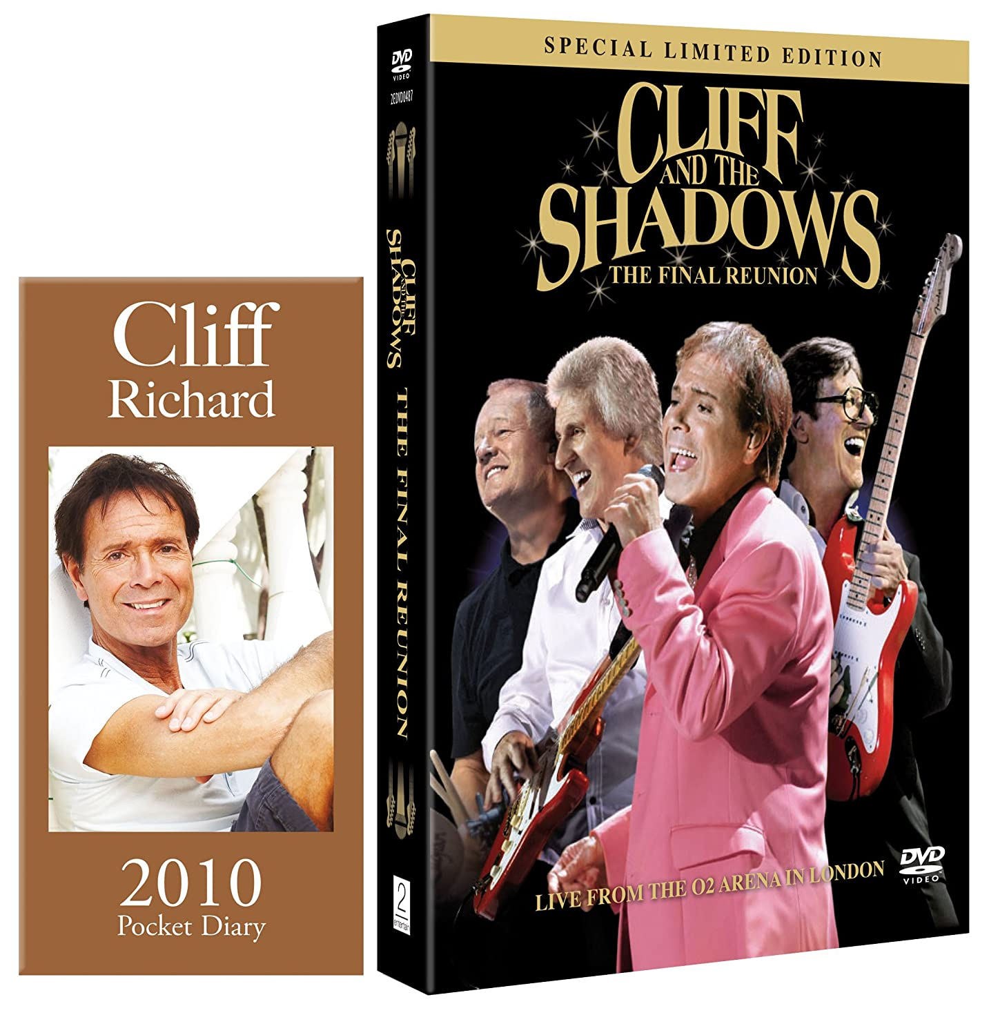 Cliff richard plus the shadows special edition e p dvd | ebay.