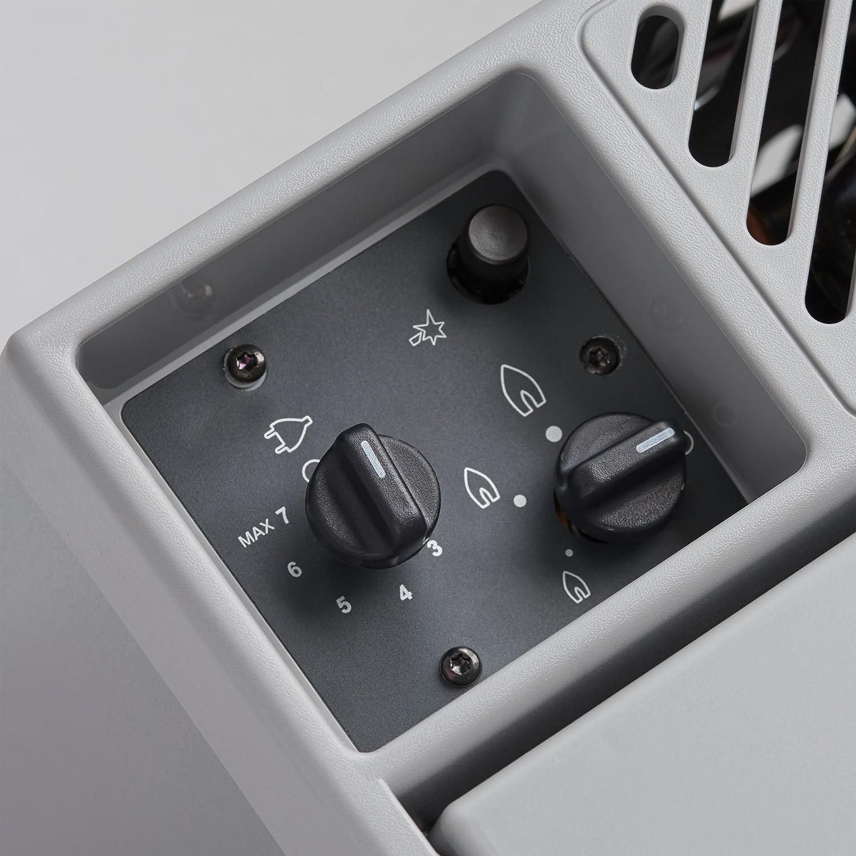 40 Liter elektrische Absorber-K/ühlbox mit Gas-Anschluss 50 mbar Lkw und Steckdose 12 V und 230 V f/ür Auto Dometic CombiCool RC 1200 EGP lautlose