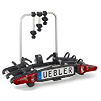 Uebler i31 15910 Kupplungsträger für 3 Räder oder e-Bikes