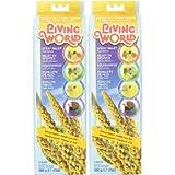 Living World 82476 Spray Millet for Birds, 2Pack (200gm), 7 -ounce