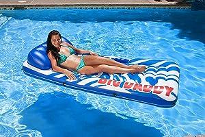 Poolmaster Big Daddy Swimming Pool Mattress Float
