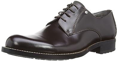 d7313a66f2583 G-Star Manor Dryden Shine, Chaussures de ville homme - Marron (Dark Brown
