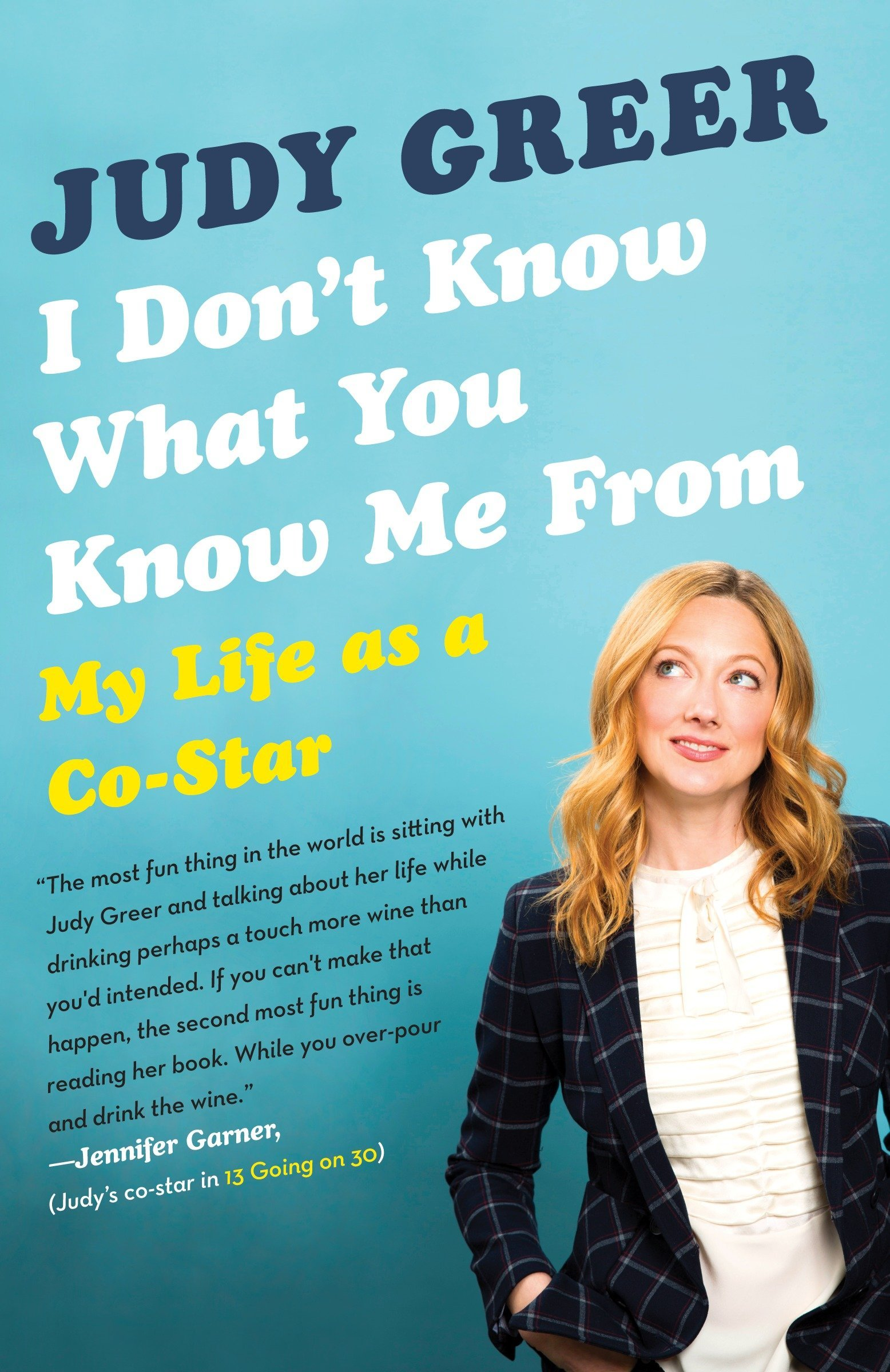 Image result for judy greer book