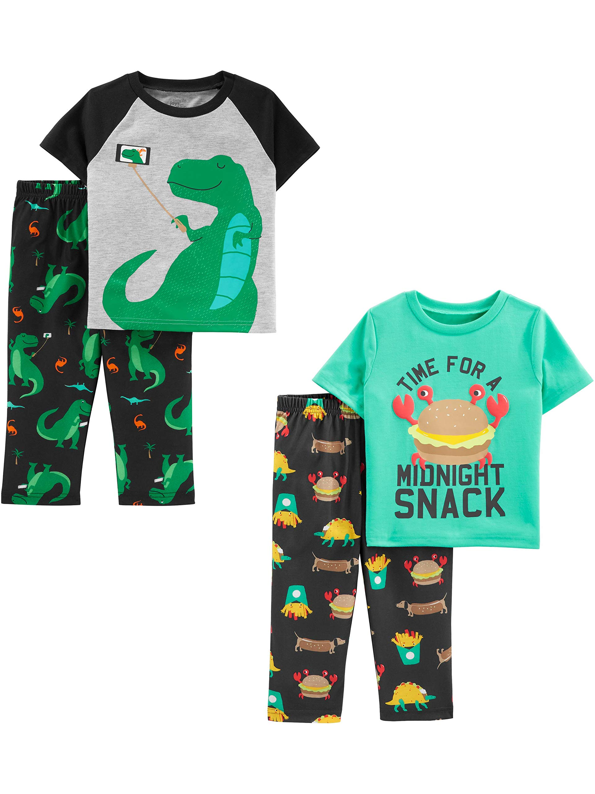 Best Rated in Boys' Pajama Sets & Helpful Customer Reviews ...