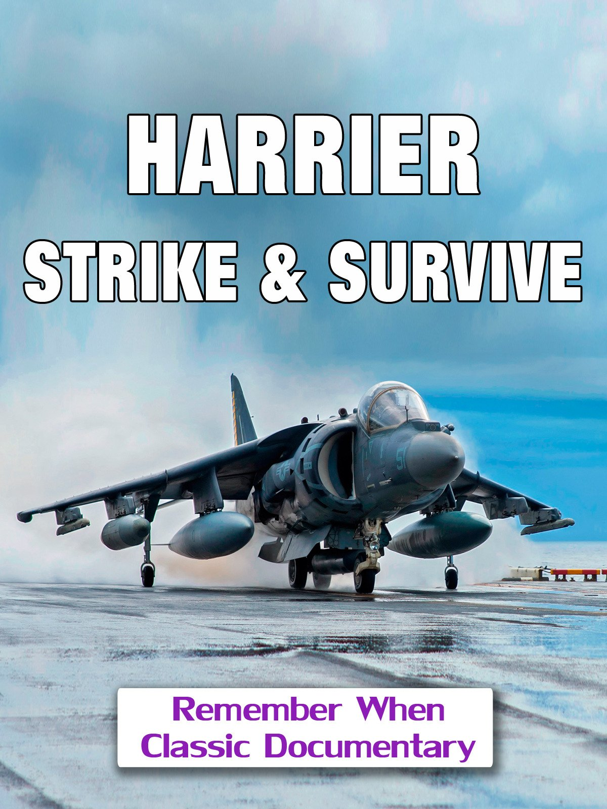 Harrier on Amazon Prime Video UK