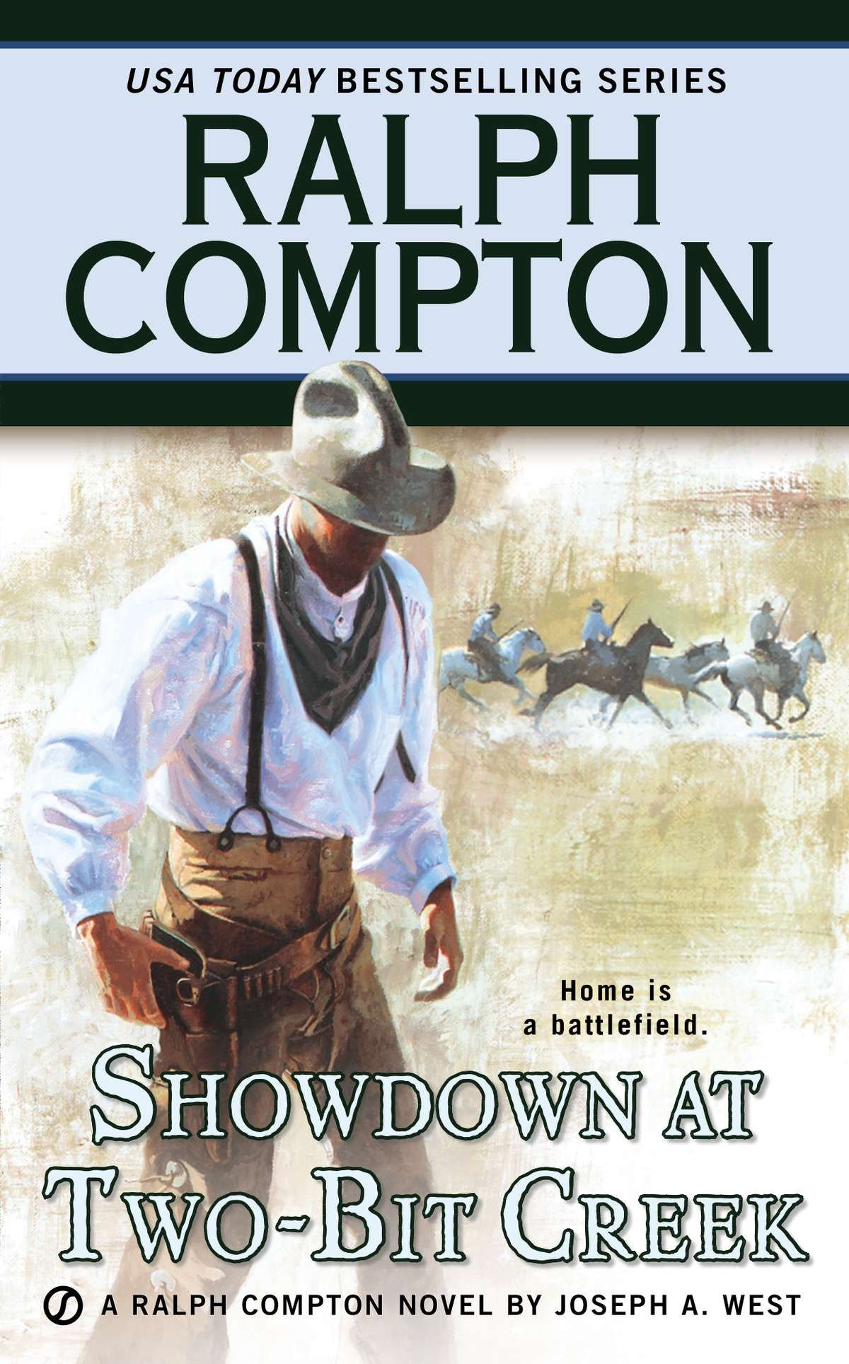 Showdown At Two-Bit Creek (A Ralph Compton Western) pdf epub