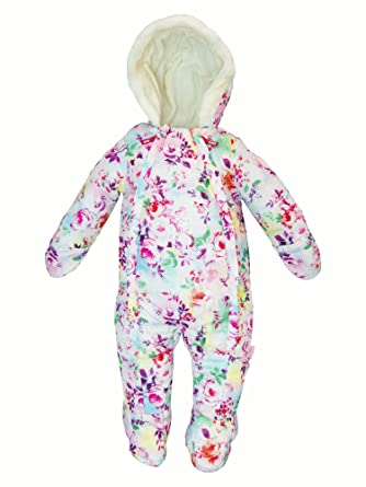 24df2b7ac Puffa Unisex Baby Core Snowsuit - Blossom - 3-6 Months   62-68 cm ...