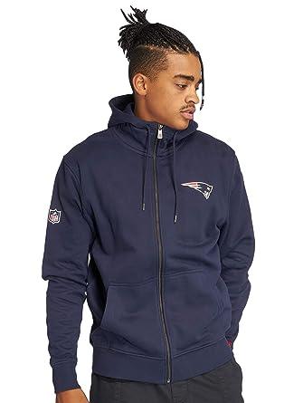 A NEW ERA Era England Patriots Zip Hoody Team Apparel NFL Established Number Navy - XS: Amazon.es: Ropa y accesorios