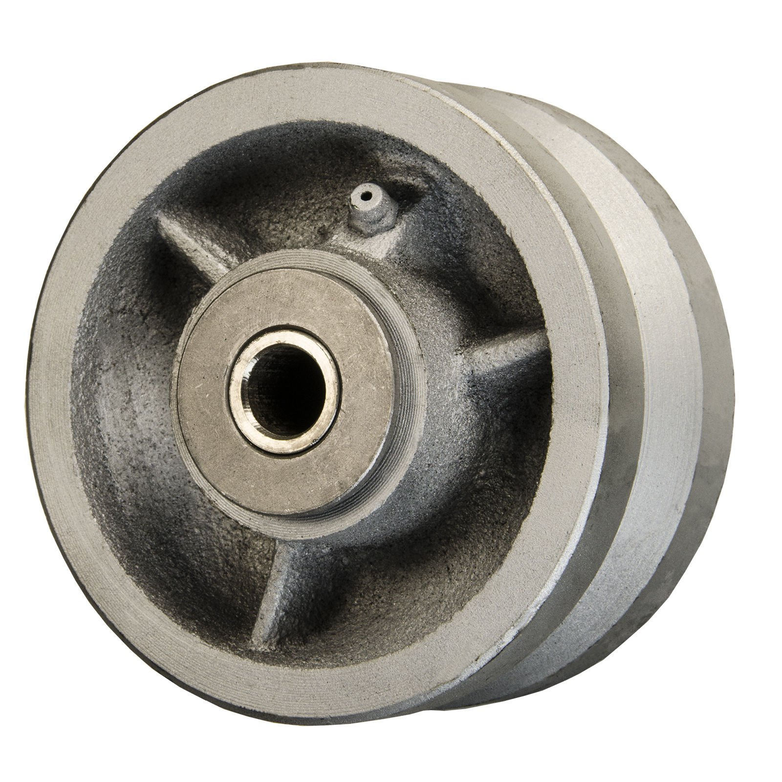 4'' x 2'' V Groove Wheel for Casters or Equipment Service Caster Brand
