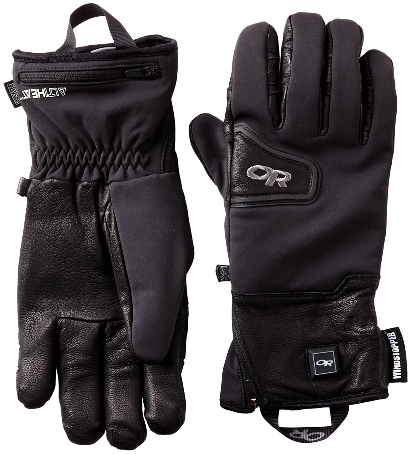 Outdoor Research Stormtracker Beheizte Handschuhe