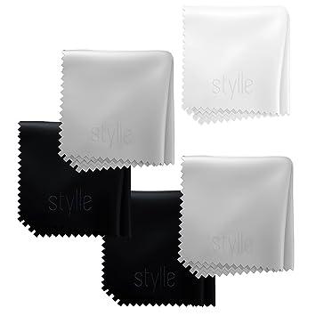 Amazon.com: Paño de limpieza de microfibra Set para anteojos ...