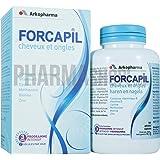 Arkopharma Forcapil Hair and Nail 180 capules by Arkopharma