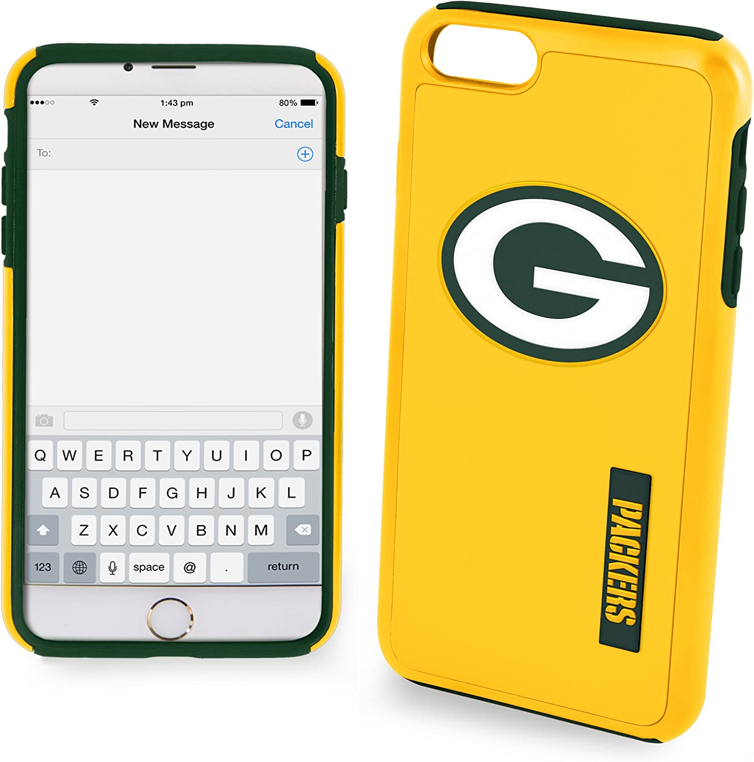 TPU 4.7 screen Only FOCO Philadelphia Eagles Solid Ai7//8 Cover